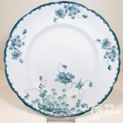 Пара тарелок «Маки»